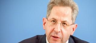 Nimmt Hans-Georg Maaßen Rechte und die AfD in Schutz?