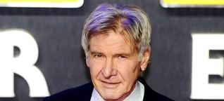 Vom Zimmermann zum Hollywood-Star - Harrison Ford wird 75