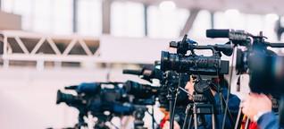 Merkel-Nachfolge: Die Medienstrategien der Kandidaten