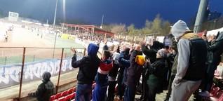 FootballskiTrip 2015 : On a vécu Dinamo vs. Pandurii