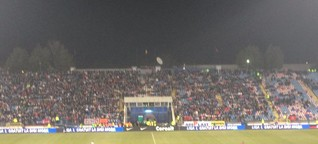 On a vécu le derby Steaua vs. Rapid