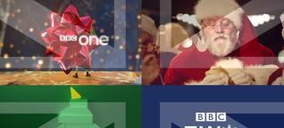 Weihnachtsprogramm 2015 im United Kingdom bei BBC, ITV und Channel 4