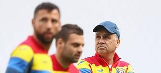Roumanie Euro 2016 : Anghel Iordănescu, le pari de la nostalgie