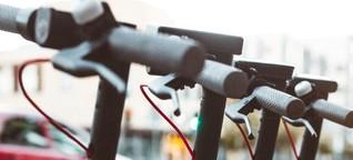 Elektroroller erobern Paris - Rollin' Rollin' Rollin' | detektor.fm