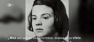 75. Todestag der Geschwister Scholl