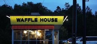 "Hurrikan ""Florence"": Katastrophenschutz dank ""Waffle House""-Index"