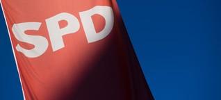 Vor SPD-Sonderparteitag