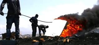 Elektroschrott: Von Bayern nach Ghana - unser Schrott für Afrika | Kontrovers
