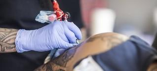 Warum halten Tattoos so lange? Forscher haben Erkenntnisse über Verarbeitung der Farbe gewonnen