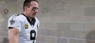 Drew Brees - der Football-Heilige der Saints