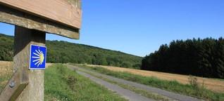 Auf dem Jakobsweg durch Hohenlohe