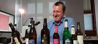 Warum Bier gesund und ungesund ist : gut zu wissen, BRFernsehen 17.11.18; BRMediathek