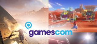 Gamescom 2017 - Diese Highlights erwarten euch!
