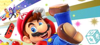 Kaputte Controller und Freundschaften - Mario Partys heftigste Spiele