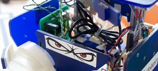 Mit der Otter-Truppe zur Roboter-WM | FINK.HAMBURG
