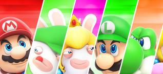 Mario + Rabbids Kingdom Battle: Die besten Tipps!