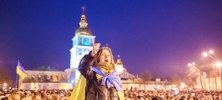 Nach den Maidan-Protesten: Warum die Ukraine ein zerrissenes Land bleibt