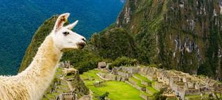 Peru: Kaffee, Musik und Grabsteine