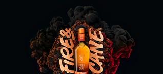 Feuer & Süße: Glenfiddich Fire & Cane im Test