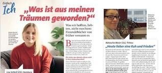 """""""Was ist aus meinen Träumen geworden?"""" (Laura, 02/2018)"""