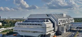Senat geht offiziell auf Investorensuche für das ICC