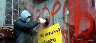 Russland: Retter und Hooligans