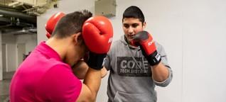 Mit Boxen zum Schulabschluss