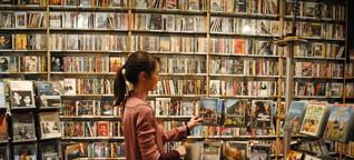 Die letzte Programmvideothek Wiens
