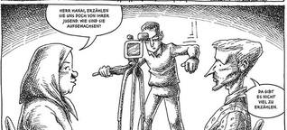 """Graphic Novel """"Die Spinne von Maschhad"""": Serienmörder ohne Reue"""