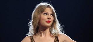 Taylor Swift und Batman haben das gleiche Problem mit moderner Technologie