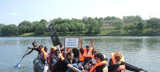 Flüchtlinge: Sie riskieren alles für die Freizügigkeit