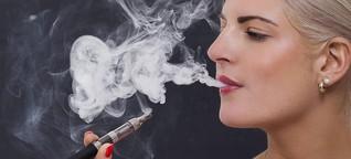Wie unbedenklich sind E-Zigaretten wirklich?