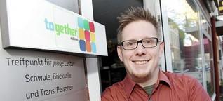 Als junger, schwuler Mann selbstbewusst in Mülheim leben