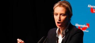 Alice Weidel, die neue Rechte