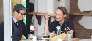 Zu Besuch bei den Tee-Scouts: Heiße Ware