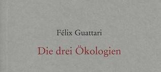 Félix Guattari, Die drei Ökologien