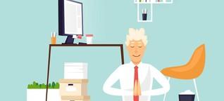 Mehr als Rücken-Fit: Mitarbeitergesundheit fängt bei der Psyche an