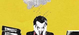 Unzufrieden im Job: Erste Hilfe gegen Arbeitsmüdigkeit