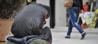 Spendenprojekt für Obdachlose ist gestartet