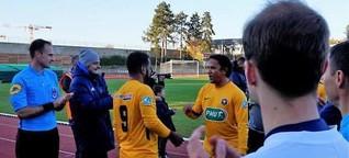 Le match que vous n'avez pas regardé : FC Versailles-AS Dragon (SoFoot.com)