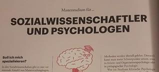 Masterstudium für Sozialwissenschaftler und Psychologen