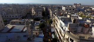 Großschlacht um Idlib: Endet der Krieg in einem Massaker?