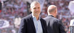 """Thomas von Heesen vor Spiel beim SVWW: """"Als HSV kannst du hier nur verlieren"""" - Wiesbadener Kurier"""