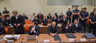 NSU-Prozess: Bundesanwaltschaft geht gegen Urteil vor