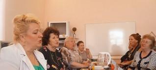 Ehemalige Wolga-Republik: Deutsche im russischen Süden