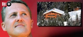 Michael Schumacher: Sein Haus im Unglücksort Méribel hat er noch heute