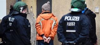 Polizeiliche Kriminalstatistik: Mehr Flüchtlinge, mehr Kriminalität?