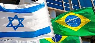 Auch Brasilien will Botschaft nach Jerusalem verlegen