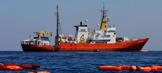 Das Ende der Seenotrettung ist das Ende der Solidarität