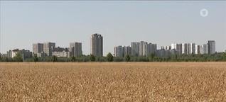 Wenn Wohnen am Stadtrand zu teuer wird | ARD-Mittagsmagazin